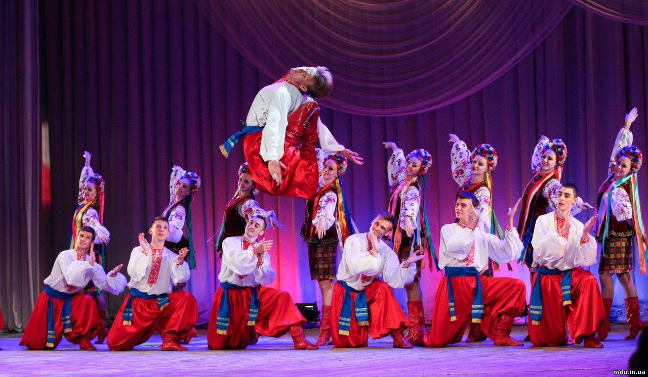 ukrainian folk dance school